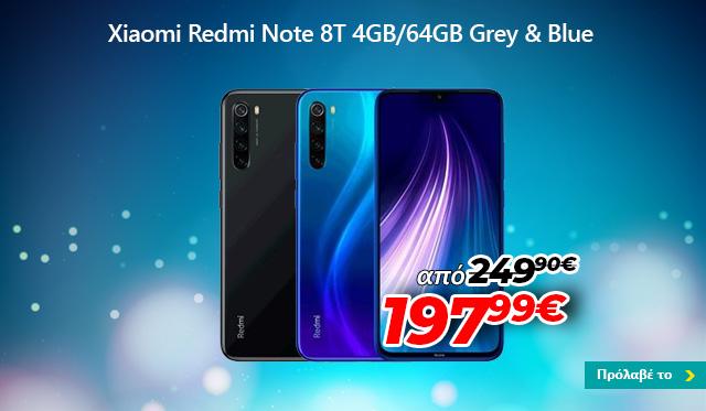 Xiaomi Redmi Note 8T 4GB/64GB