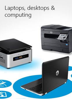 Laptops, Desktops & Computing by Metrostore