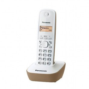Panasonic-KX-TG1611-brown