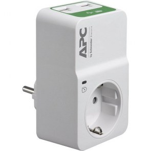 APC Essential SurgeArrest PM1WU2-GR 1 Οutlet With USB Charger