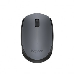 LOGITECH Mouse Wireless M170 Black