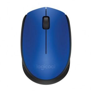 LOGITECH Mouse Wireless M171 Blue