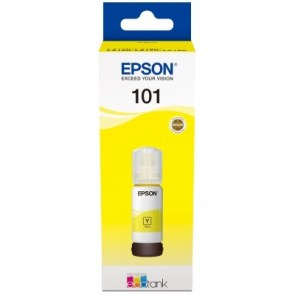 EPSON Ink Bottle Yellow C13T03V44A