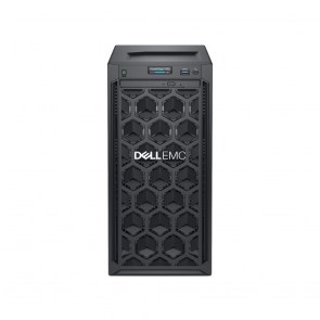 DELL Server PowerEdge T140/E-2226G/8GB/2x 1TB HDD/DVD-RW/H330/1 PSU/5Y NBD