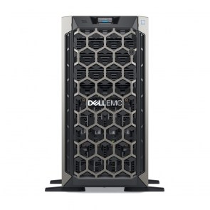 DELL Server PowerEdge T340/E-2224/16GB/2x480GB SSD/DVD-RW/H330/1 PSU/5Y NBD