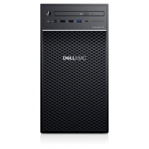 DELL Server PowerEdge T40/Xeon E-2224G/8GB/1TB SATA HDD/DVD-RW/1 PSU/5Y NBD