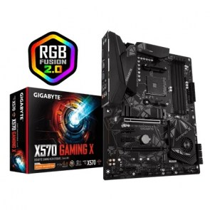 GIGABYTE MOTHERBOARD X570 GAMING X, AM4, ATX