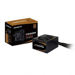 GIGABYTE Power Supply 650W  <B>80+Plus BRONZE</B>
