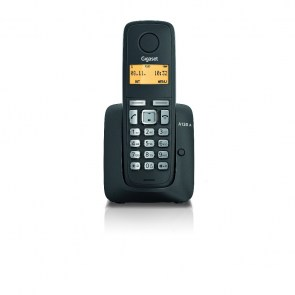 GIGASET Phone Device A120A, black