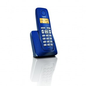 GIGASET Phone Device A120, blue