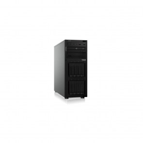 LENOVO Server ThinkSystem ST250/E-2124/16GB/ Diskless/DVD-RW/RSTe/550W PSU/3Y NBD