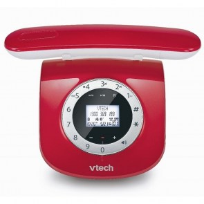 VTECH DEVICE LS1750 RETRO RED
