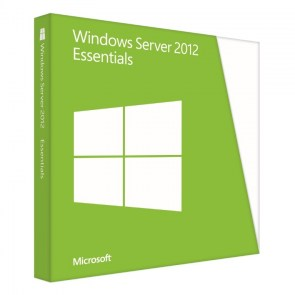 MICROSOFT Win Svr Essentials 2012 64Bit English 1pk DSP OEI DVD 1-2CPU