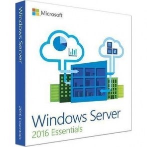 MICROSOFT Windows Server Essentials 2016 64bit, English