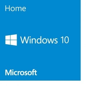 MICROSOFT Windows Home 10, 32bit, English, DSP