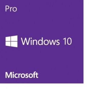 MICROSOFT Windows Pro 10, 32bit, English, DSP