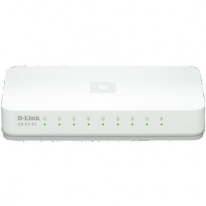 DLINK SWITCH GO-SW-8E 10/100 Mbps